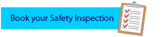 book your Gas Appliance Safety Inspection